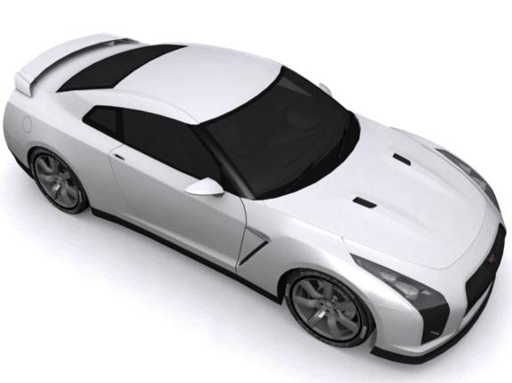 3DOcean Nissan GT-R 1157364