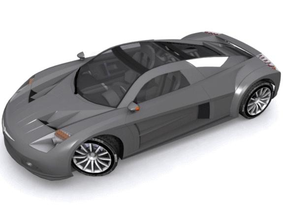 3DOcean Chrysler ME Four-Twelve 1157383