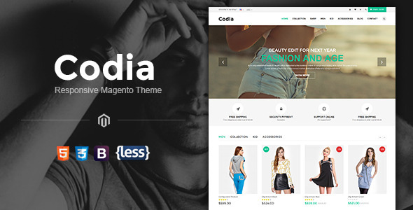 Download SNS Codia - Responsive Magento Theme nulled download