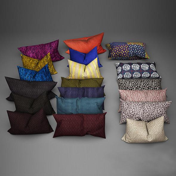 3DOcean Pillow 10 11540932