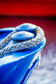 Mooring line of a trawler - PhotoDune Item for Sale