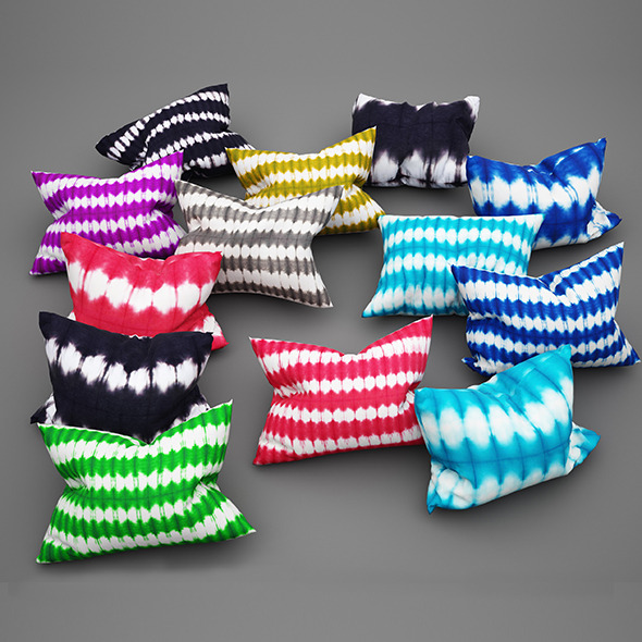 3DOcean Pillow 09 11540996