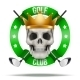 Golf Club Or Team Badges And Labels - GraphicRiver Item for Sale