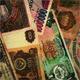 Grunge Old Money Backgrounds - GraphicRiver Item for Sale