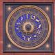 Gold clock - PhotoDune Item for Sale
