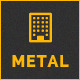 Metal - Building & Construction Business Template