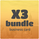 Bundle - Corporate Business Cards - GraphicRiver Item for Sale