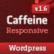 Caffeine Responsive WordPress Theme - ThemeForest Item for Sale