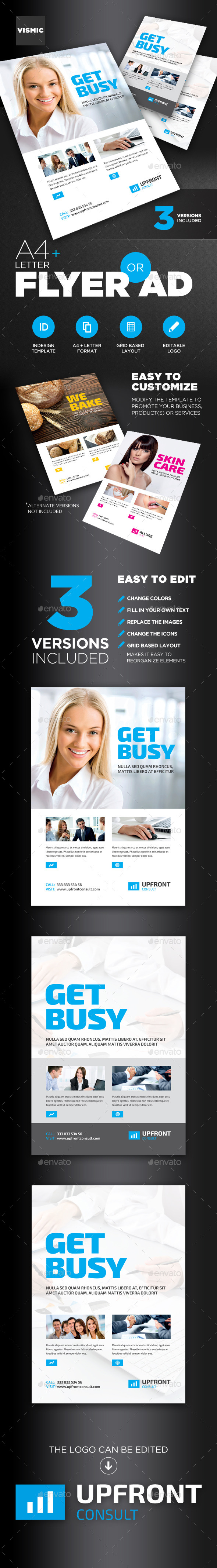 GraphicRiver Business Flyer Ad 11543661