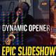 Epic Opener // Glitch Slideshow - VideoHive Item for Sale