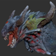 Dragon Head - 3DOcean Item for Sale