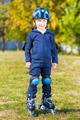 Smiling little skater boy - PhotoDune Item for Sale
