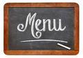 menu blackboard sign - PhotoDune Item for Sale