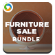 Furniture Sale Banners Bundle - 3 Sets - GraphicRiver Item for Sale