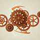 Steampunk Background - GraphicRiver Item for Sale