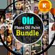 Old Photo Oil Paint Bundle - GraphicRiver Item for Sale