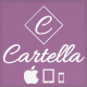Cartella | Universal Portfolio App - iPhone & iPad - CodeCanyon Item for Sale