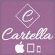 Cartella | Universal Portfolio App - iPhone & iPad - CodeCanyon Item for Sale