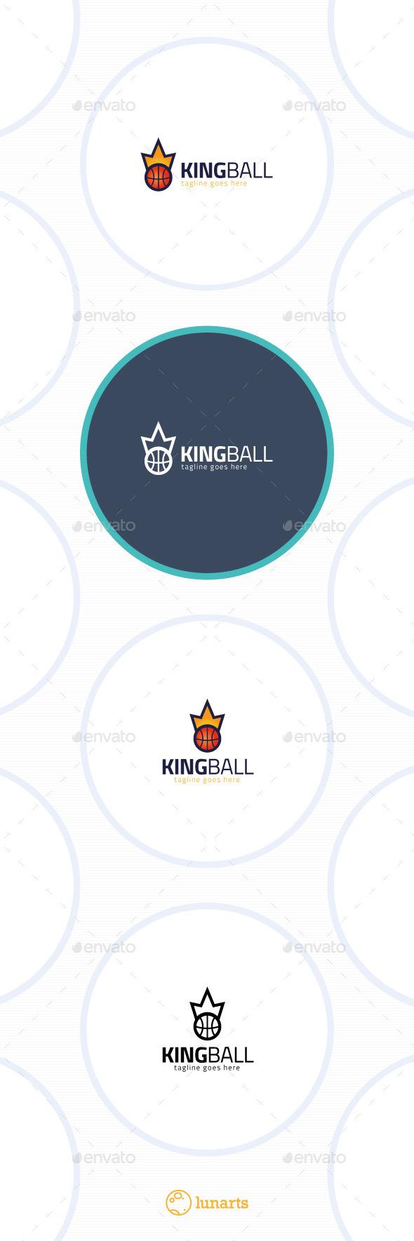 GraphicRiver King Ball Logo 11547431