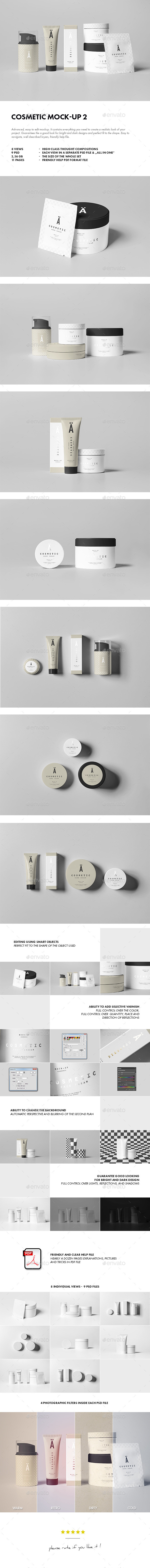 GraphicRiver Cosmetic Mock-up 2 11547511