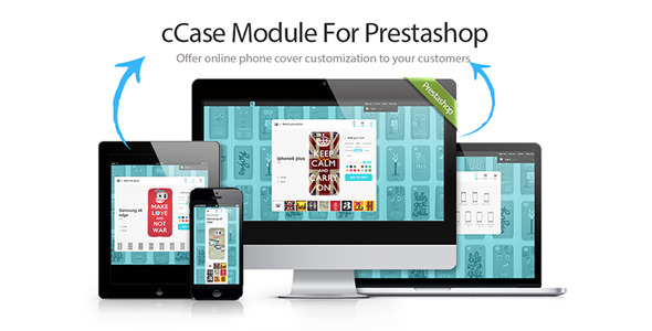 CodeCanyon Ccase Custom Phone Case Prestashop Module 11547558
