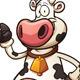 Cartoon Cow - GraphicRiver Item for Sale