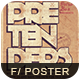 Pretenders Flyer/Poster - GraphicRiver Item for Sale