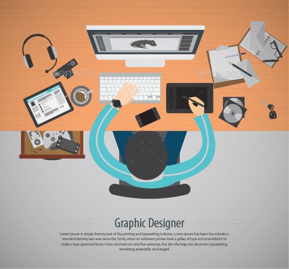 GraphicRiver Graphic Designer 11548148