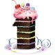 Cake One - GraphicRiver Item for Sale