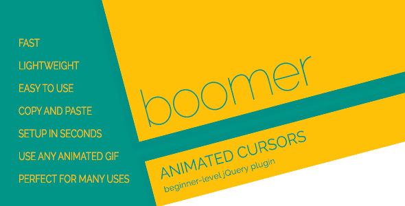 CodeCanyon boomer Animated Cursors 11548240