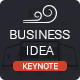 Business Idea Keynote Template - GraphicRiver Item for Sale