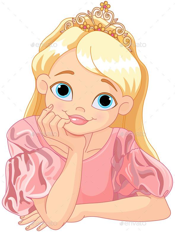 GraphicRiver Princess 11548589