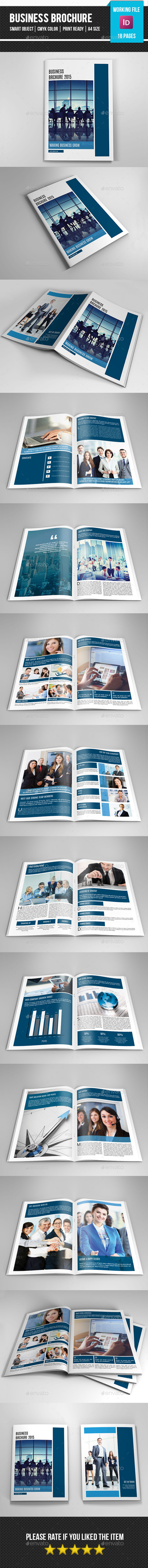 GraphicRiver Corporate Brochure-V251 11548745