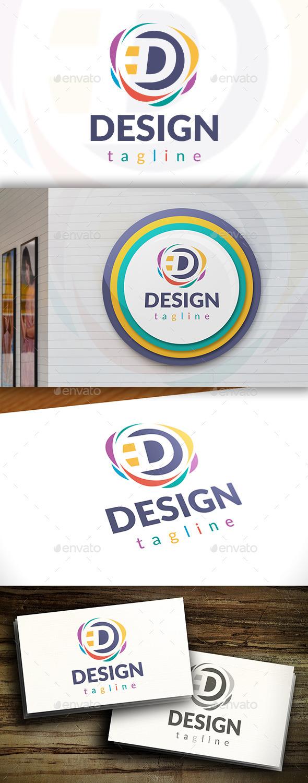 GraphicRiver Design D Letter Logo 11548930