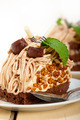 chestnut cream cake dessert - PhotoDune Item for Sale