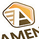Ameno Logo - GraphicRiver Item for Sale