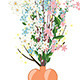 Bouquet of Spring Flowers - GraphicRiver Item for Sale