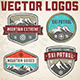 Vector Mountain Insignia - GraphicRiver Item for Sale
