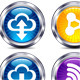 Technology Button Icons - GraphicRiver Item for Sale