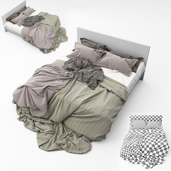 3DOcean Bed 15 11550143