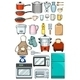 Kitchen Objects  - GraphicRiver Item for Sale