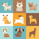 Cartoon Dogs - GraphicRiver Item for Sale