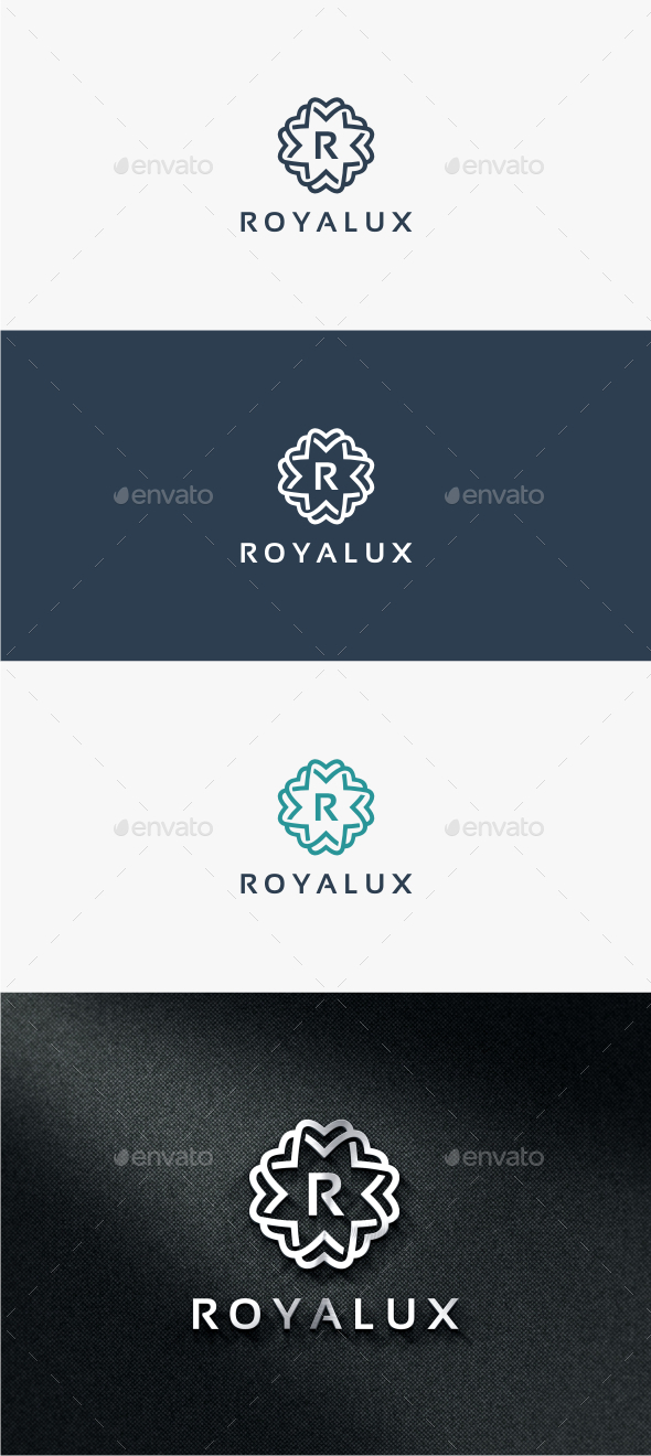GraphicRiver Royalux Logo Template 11550481