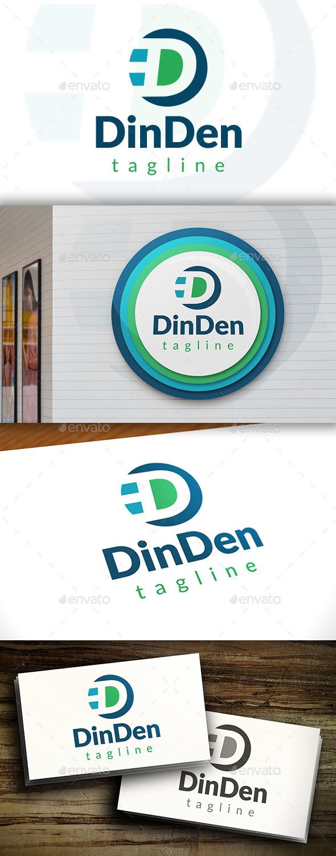 GraphicRiver D Letter Logo 11551557