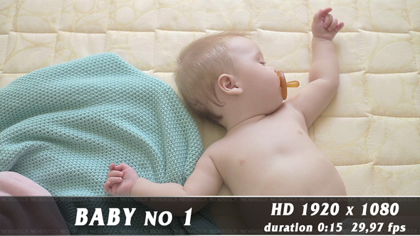 VideoHive Baby No1 11551579