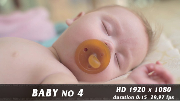 VideoHive Baby No.4 11551856