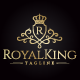Royal King Logo - GraphicRiver Item for Sale