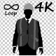 Engineer  Silhouette - VideoHive Item for Sale