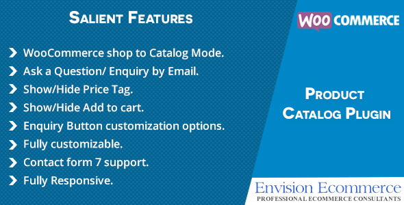CodeCanyon Woocommerce Product Catalog 11552044