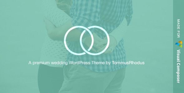 16 - Union - Wedding and Event WordPress Theme